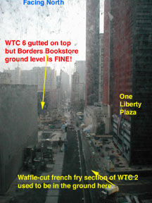 Borders is STILL standing