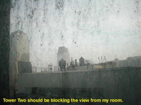 Northwest from my windows.