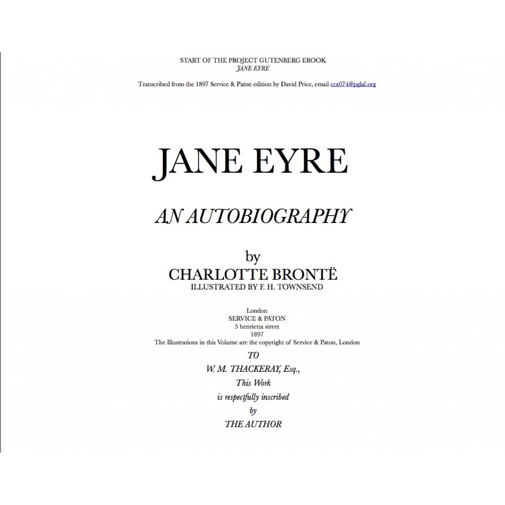 jane eyre practice essay Jane eyre is the perfect novel about maturing: a child who is treated cruelly holds herself together and learns to steer her life forward with a driving conscience jane eyre essay - to fully know one's self and to be able to completely understand and interpret all actions and experiences one goes through is.